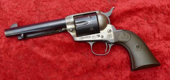 Colt 1st Gen Frontier Six Shooter 44-40 Revolver