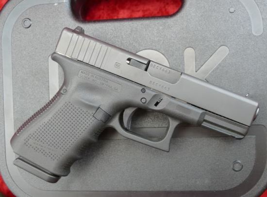 Glock Model 23 GEN4 Pistol