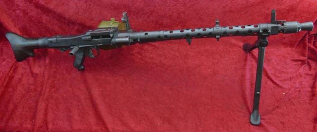 Mg34 Dummy Gun
