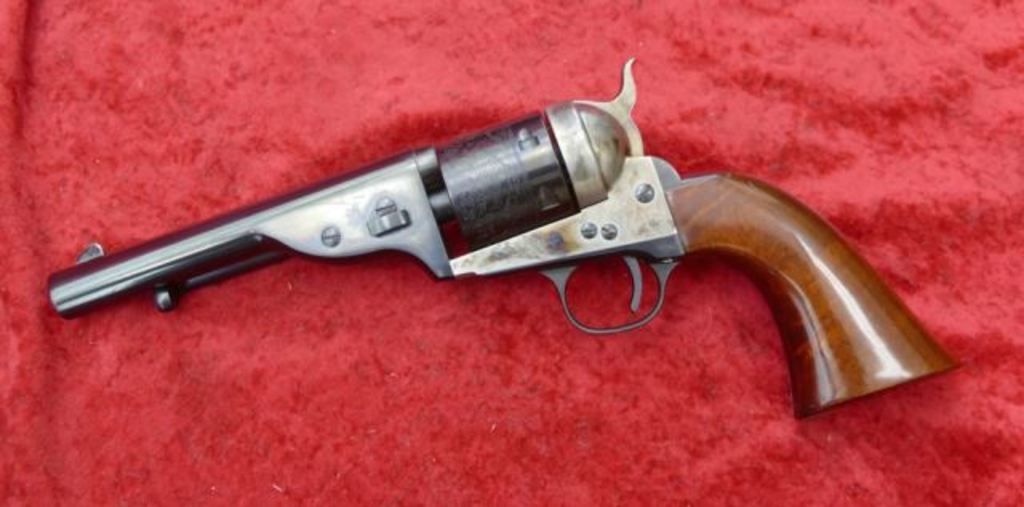 Uberti Colt Open Top 38 Revolver