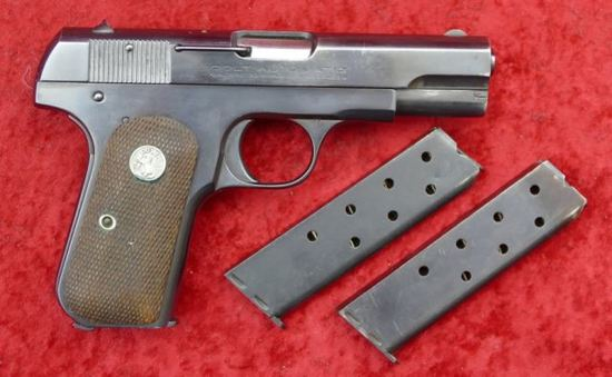 Colt Model 1903 32 cal Pocket Pistol