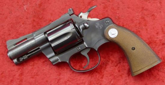 "Colt Diamondback 38 Spec. Revolver w/2"" bbl"
