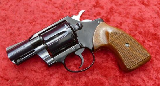 Colt Cobra Lightweight Revolver