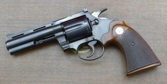 NIB Colt Diamondback 22 Revolver