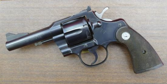 NIB Colt Trooper 38 Spec Revolver