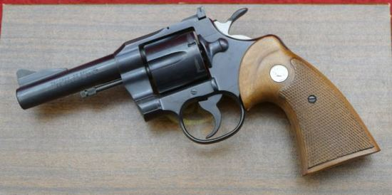NIB Colt Trooper 38 Spec. Revolver