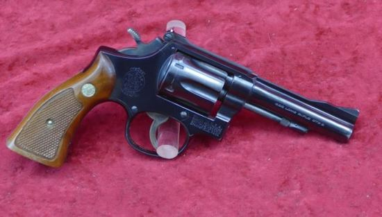 Smith & Wesson Model 18 22 cal. Combat Magnum