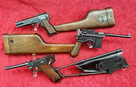 Kramer's Spring Gun & Military Auction