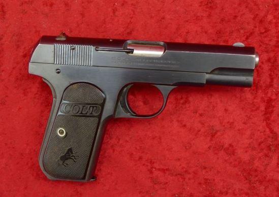 Colt 1903 32 ACP Pocket Pistol
