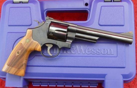 NIB Smith & Wesson 29-10 44 Magnum