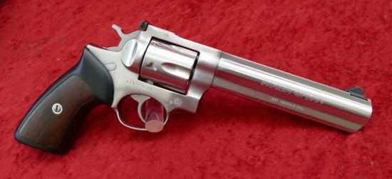 Ruger GP100 357 Magnum Revolver