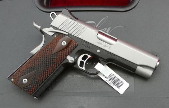 NIB Kimber Custom Shop Pro CDPII 9mm