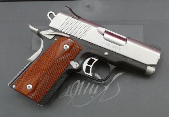 Kimber Custom Shop Ultra CDPII 9mm Pistol