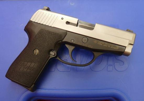SIG Sauer P239 357 SIG Pistol