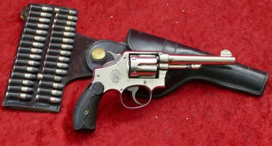 Smith & Wesson Model 1902 M&P w/Holster