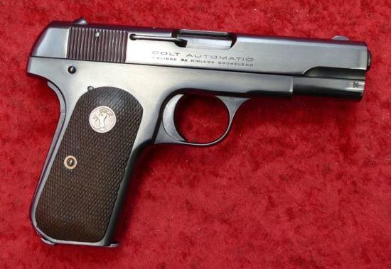 Colt 1903 Pocket Pistol