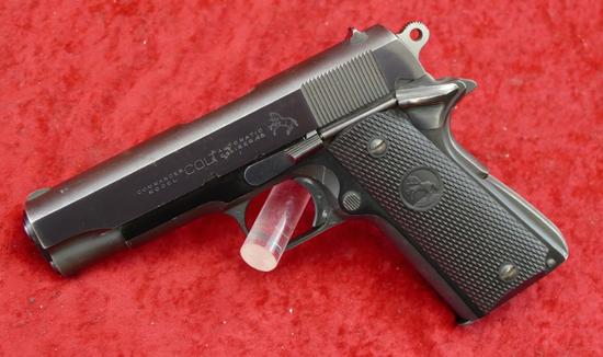 Colt Commander 45 cal Pistol