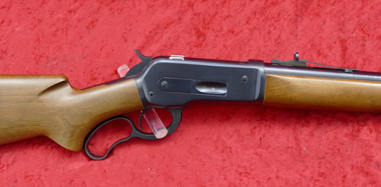 Browning Model 71 348 WIN Carbine