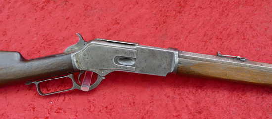Antique Winchester 45-75 Lever Action