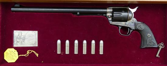 Colt Buntline Special Single Action Revolver