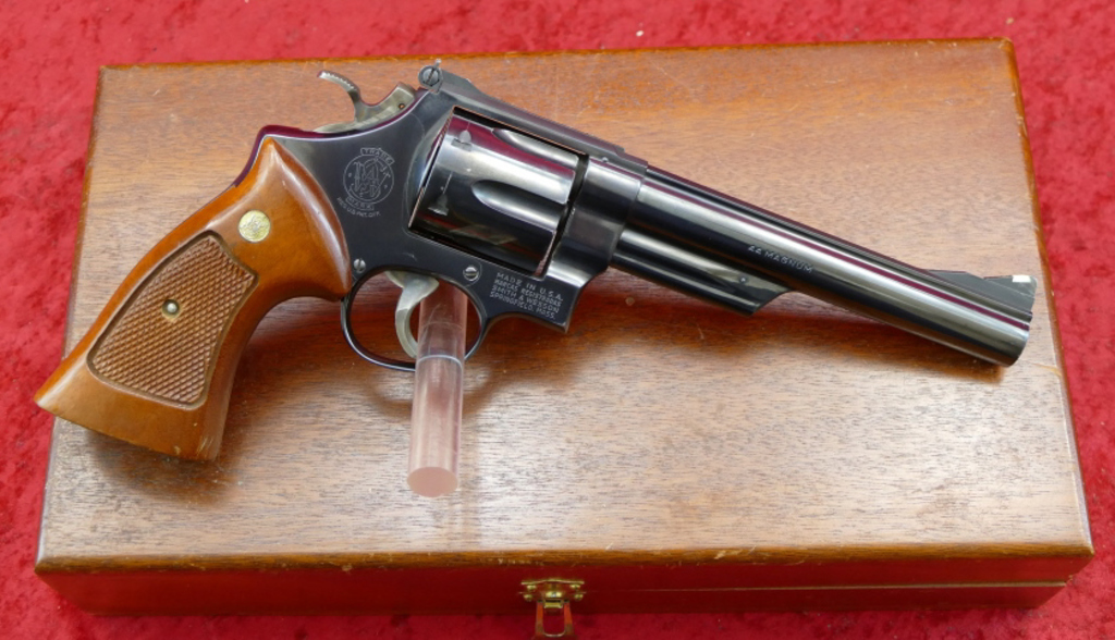 Smith & Wesson Model 29-2 in 44 Mag
