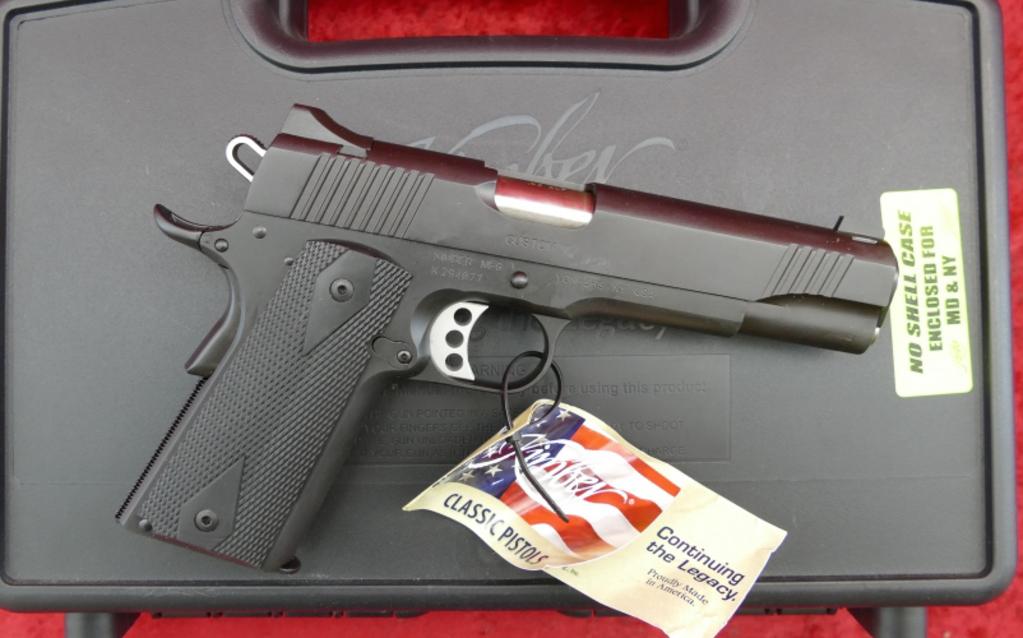 Kimber Custom II 45 ACP Pistol