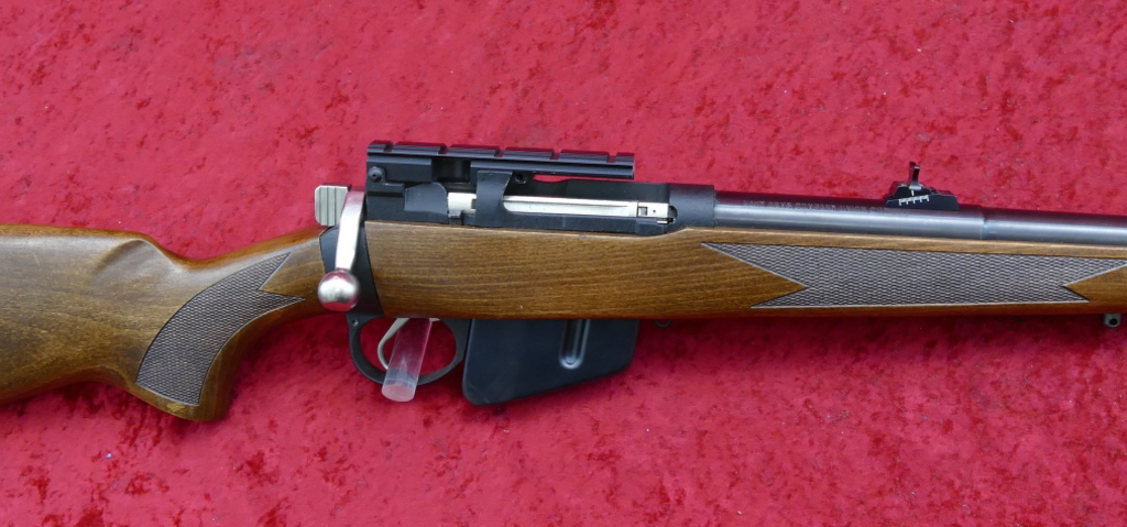 Navy Arms 45-70 Bolt Action Rifle
