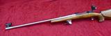 Custom Winchester Model 70 Offhand Target Rifle