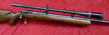 Winchester Model 52C 22 cal. Target Rifle