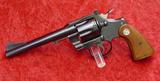 Colt Officers Model Match 38 Special Target Rev