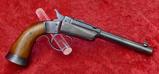 J Stevens Tip Up 22 Pistol
