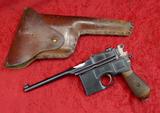 Von Lengerke & Detmold Mauser Broom Handle