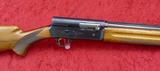 Belgium Browning A5 20 ga Shotgun