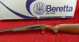 Beretta 626 ONYX 20 ga Dbl Bbl.