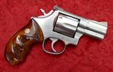 Smith & Wesson Model 686-3 357 Mag Revolver