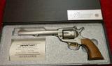 NIB Virginian 44 Mag Dragoon SA Revolver