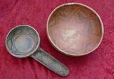 Anazazi Bowl & Ladle