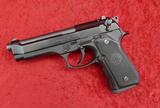 Beretta Model 92FS 9mm Pistol