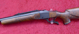 Custom Stocked Ruger No 1 Rifle in 458 WIN Mag cal
