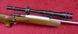 Custom 222 Bench Rest Rifle