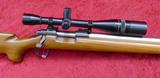 Remington 40X NK265 cal. Bench Rest Rifle