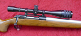Custom 22-250 Rifle w/Weaver 16x Target Scope