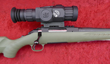 Ruger American 6.5 Creed. w/ATN Night Vision Scope