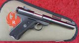 Ruger Mark I 22 cal Target Pistol