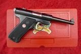 Ruger 50th Anniv. MKII Pistol