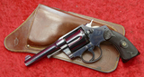 Excellent Early Colt Police Positive 32-20 Rev.