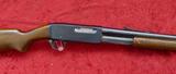 Remington Model 141 35 REM Pump Rifle