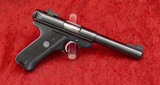 Ruger Mark II 22 cal Target Pistol