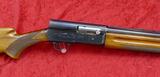 Belgium Browning A5 Magnum Shotgun