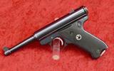Ruger Std 22 cal Pistol